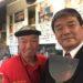 お好み焼き「鉄板ガッツ」広島市中区新天地5-23 お好み共和国 ひろしま村3階